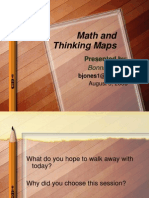 Math and Thinking Maps 1