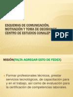 Esquemas de Comunicacion