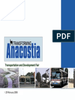 February 2006 Transforming Anacostia Public Meeting