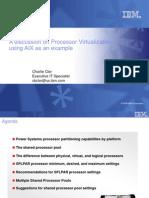 CMG Processor Virtualization
