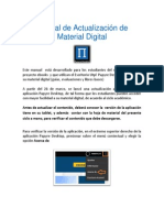 Manual de Actualización de Material Digital