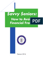 Tips on avoiding fraud for seniors — Massachusetts Attorney General
