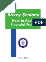 Tips on avoiding fraud for seniors — Massachusetts Attorney General
