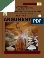 Revista Argumentos Nº 5