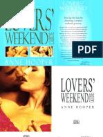 Anne Hooper - Lovers Weekend Guide