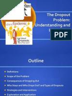 the dropout problem