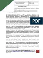 Analisis Del Sector Parque Casanare 2014