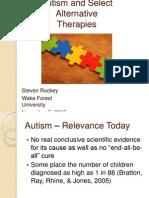 autism ppt rockey