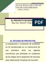 Clase 0. Proyectos de Inversión