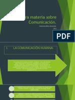 Comunicación Humana