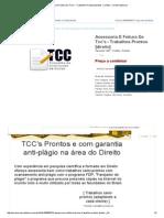 Assessoria E Feitura De Tcc's - Trabalhos Prontos [direito] - Curitiba tim 43-9625-4040 kaytovor(arroba)hotmail(ponto)com- no MercadoLivre.pdf