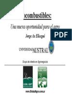 Biocombustibles Universidad Austral 6-11-06
