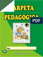 Carpeta Pedagógica (Ejemplar 5)