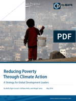 Reducing Poverty Through Climate Action