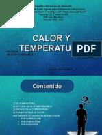 CALOR Y TEMPERATURA, MAQUINAS TERMICAS TRIMESTRE VIII.pptx