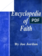 Encyclopedia of Faith