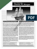 Revell 05094 Historic Whaling Ship Charles W Morgan