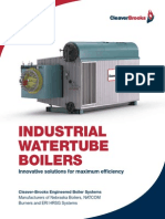 Industrial Watertube Brochure