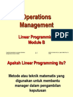 05 a-mgmt4050 5CModule b[1] Linear Programming Power Point 95