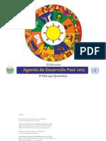 Agenda Post 2015 Sv