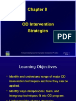 Chapter 8 OD Intervention Strategies