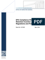 EPA IG Report May 2, 2014