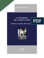 FilosofiadelaEducacionVazquez 2da Ed