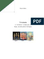 SILVA NETO SOBRINHO Paulo Tit Trindade - o Misterio Criado Por Um Leigo, Anuido Pelos Teologos
