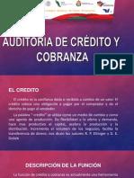 Auditoria de Crédito y Cobranza