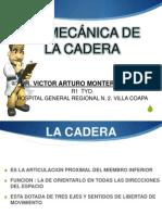Expo Biomecanica de La Cadera