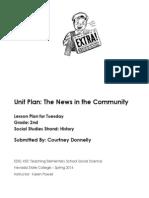 Unit-plan TUESDAY