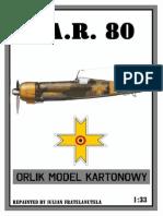 IAR 80  --  CAMO 372