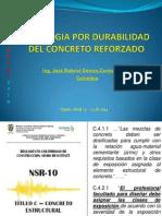 Durabilidad CONPAT Ecuador 02 Marzo 2014 Jose Gabriel Gomez (2)