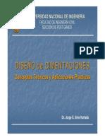 1.Diseño de Cimentaciones-Conceptos Teóricos y Aplicaciones Prácticas