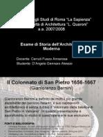 Portico S  Pietro