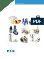 Eaton® Quick Disconnect Couplings Master Catalog