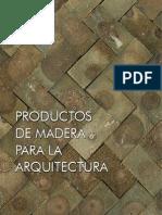 Productos de Madera Para La Construcción