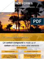 Chapter 4 Carbon Compounds
