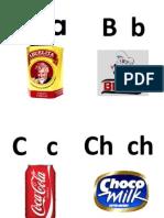 Abecedario de Etiquetas