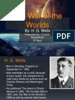 thewaroftheworldspres bycharltonm