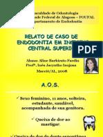Endo 2008 - Aline Barbirato