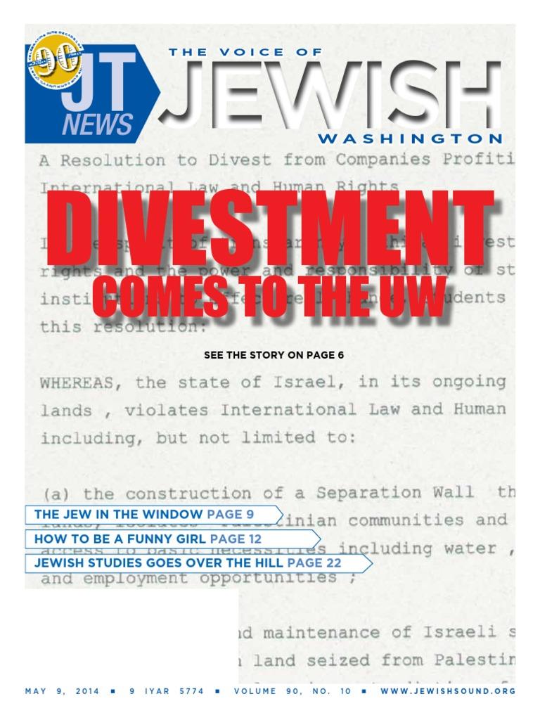 JTNews   May 9, 2014   Probation   Jews And Judaism