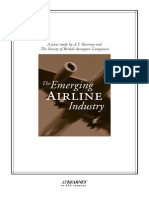 Emerging Airline Industry