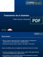 Manejo de La Diabetes