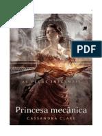 The Infernal Devices - A Princessa Mecânica