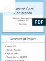 nutrition care conference