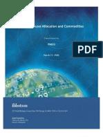 Commodities (1)