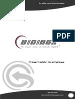 Presentación de Empresa DIGINEX