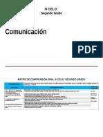 COMUNICACION 2° rutas