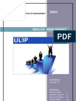 Project on ULIP